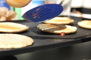 postflip pancake