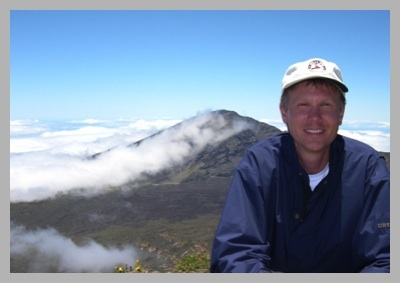 Christopher B. Mowry, Ph.D. @ Maui, Haleakala