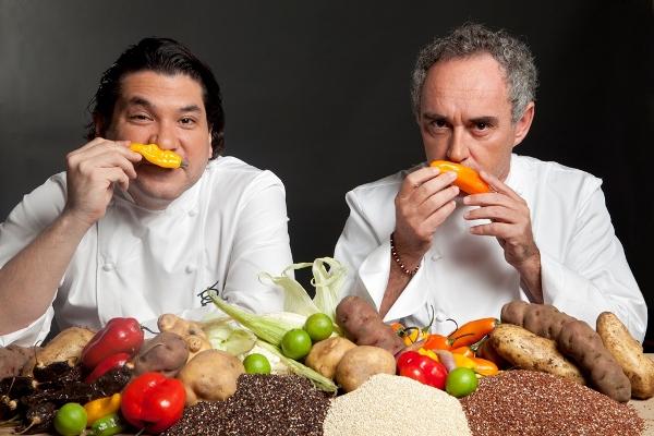 Gastón Acurio y la gastronomía peruana