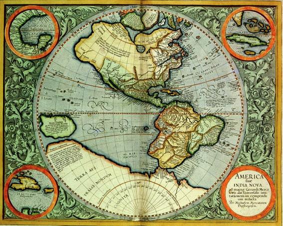 Mapas de América Latina