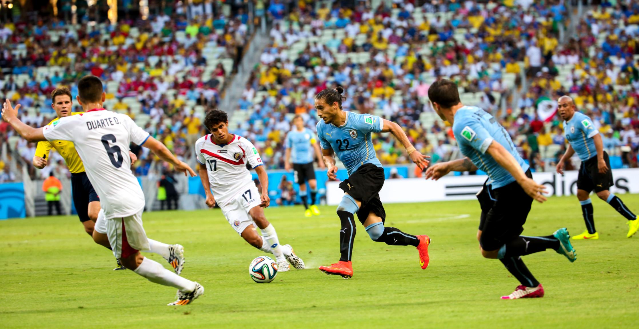 El fútbol según Eduardo Galeano