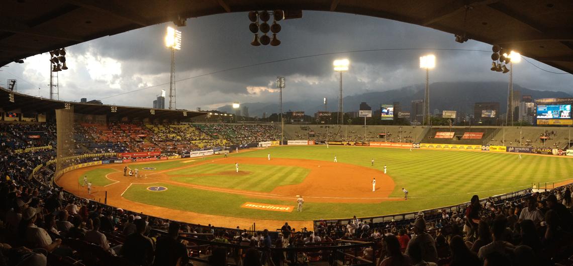 El béisbol y la crisis en Venezuela